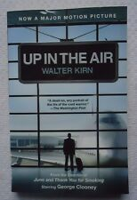 Up in the Air by Walter Kirn (2009, Paperback, Movie Tie-In) Mint Cond Free Ship