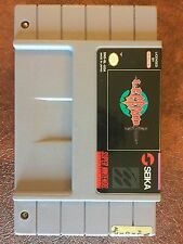 Legend SNES, Cart Only, Clean And Tested --