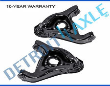 Pair (2) NEW Front Lower Control Arm & Ball Joint Assembly - Chevrolet GMC 2WD