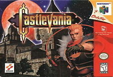 CASTLEVANIA *VERY RARE* NINTENDO 64 GAME *NEW* AUS EXPRESS