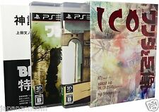Used PS3 ICO / Shadow of The Colossus  SONY PLAYSTATION 3 JAPAN JAPANESE IMPORT