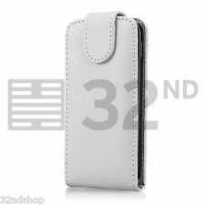 Samsung Galaxy Ace 2 PU Leather Filp Wallet Card Case + Screen Protector& Stylus
