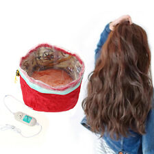 NEW Electric Hair Thermal Treatment Beauty Steamer Nourishing Hair Care Cap