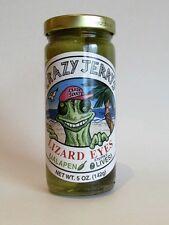 Crazy Jerry's Lizard Eyes Jalapeno Stuffed Olives
