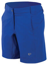 Pearl Izumi Women's Canyon MTB Mountain Bike Shorts Dazzling Blue - Medium