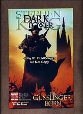 VHTF 2007 Dark Tower Gunslinger Born #1 NM- RRP Book Market Variant Stephen King