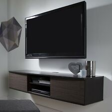 Floating TV Stands 57 in. Wall Mounted Media Console Shelf Cabinet Storage Mount