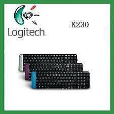 Logitech K 230 Wireless Key-Board with manufacture warranty