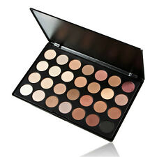 PRO 28 Colori Nudo Neutri EYESHADOW PALETTE MAKE UP KIT Nuovo