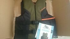 life jacket pfd vest stearns sportsman fishing 2 sizes pic 1