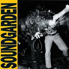 SOUNDGARDEN - LOUDER THAN LOVE: CD ALBUM (1989)