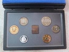 Japan Proof Coin 6pcs Set 1995 Mint Bureau 日本原装带证书 (1995年)精制套 平成七年