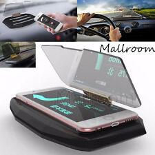 Universal Auto Mobile navigazione GPS Supporto HUD Head Up Display
