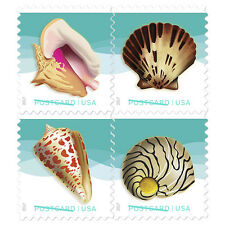 USPS New Seashells Pane of 20