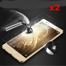 2X 9H Premium Tempered Glass Cover Screen Protector For Huawei Honor Note 8 bb