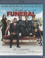 Death at a Funeral (Blu-ray Disc, 2010) Ron Glass, Danny Glover, Chris Rock
