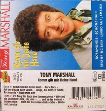 Musikkassette Tony Marshall / Komm gib mir deine Hand – Album
