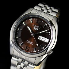 Seiko 5 Men's SNK391K1 Stainless Steel Automatic Automatic 21 Jewels Watch