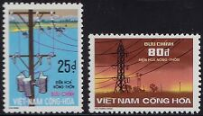 VIETNAM du SUD N°526/527** Electricité, 1975 South Viet Nam Unissued issues NH