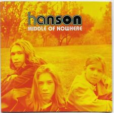 Middle of Nowhere by Hanson CD 1997 Mercury