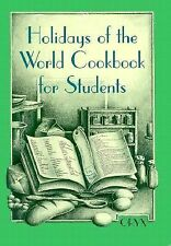 Holidays of the World Cookbook for Students (Cookbooks for Students)-ExLibrary