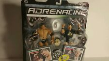 ADRENALINE BATISTA & JOHN BRADSHAW LAYFIELD ACTION FIGURE SET SERIES 16(051)