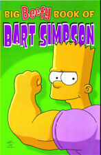 BIG BEEFY BOOK OF BART SIMPSON by Matt Groening : WH1-R1E : PBL : NEW BOOK