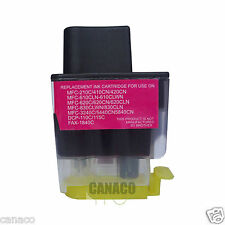 1 Magenta LC41 Compatible ink cartridge for Brother MFC-210C MFC-420CN MFC-620CN