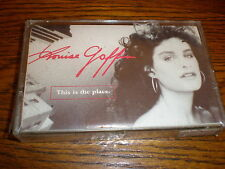 Louise Goffin CASSETTE NEW This Is The Place