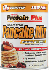 Protein Plus Pancake Mix Original Buttermilk, MET-Rx, 32 oz
