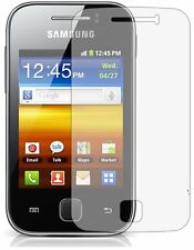 2 Pack Screen Protectors Protect Cover Guard Film For Samsung GT S5360 Galaxy Y