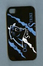 CAROLINA PANTHERS 1 Piece Matte Case / Cover iPhone 4 / 4S (Design 10)+ Stylus