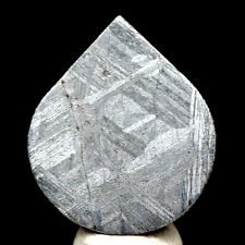 Gibeon Iron Meteorite ETCHED Polished Cabochon Cabochon Authenticity Guarenteed