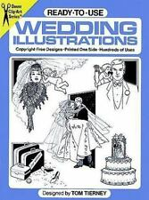 Ready-to-Use Wedding Illustrations (Dover Clip Art Series)-ExLibrary