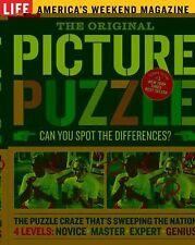 G, Life: The Original Picture Puzzle, Editors of Life, 1933821965, Book