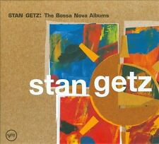 ~~~Stan Getz - Bossa Nova Albums..5 CD`S...Like New~~~