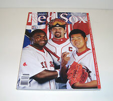 2007 Boston Red Sox Official Yearbook
