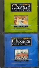 JOHANN STRAUSS II - THE ROMANCE OF VIENNA - WIENER VOLKSOPER ORCHESTRA - 2 CDs
