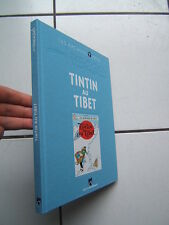 TINTIN  / LES ARCHIVES  / AU TIBET  /  EDITION MOULINSART  2010