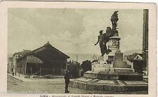 #SCHIO: MONUMENTO AI FRATELLI PASINI E MERCATO COPERTO