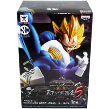 Banpresto Dragon Ball Scultures BIG Modeling Budokai Tenkaichi 5 Super Vegeta