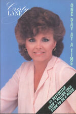 One Day at a Time Cristy Lane Gospel Country Music Singer Bio Book Lee Stoller