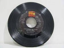 """45 RECORD 7"""" SINGLE - MARY MACGREGOR- TORN BETWEEN TWO LOVERS"""