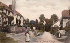 Tipton St John Nr Ottery St Mary unused old pc Frith