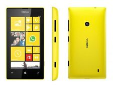 Nokia Lumia 520 8GB Unlocked Smartphone Microsoft Windows Phone 5MP Yellow