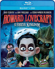 Howard Lovecraft And The Frozen Kingdom Blu Ray Brand New Movie Ships Worldwide