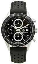 BRAND NEW AUTHENTIC TAG HEUER CARRERA MENS LUXURY WATCH SALE CV2010.FC6233