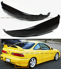 For 1998-01 Acura Integra DC JDM Rear Bumper Lip Add-on Splitter Valances Aprons