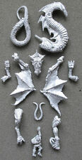 GW citadel warhammer DOGS of WAR SÖLDNER DRACHEN DRAGON DS4 ROCK DRAGON