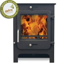Ekol Clarity 8 KW Multi-fuel Stove Defra Approved